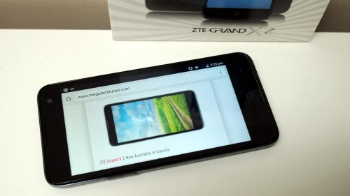 MEGATech Reviews: ZTE Grand X 2 Android Smartphone
