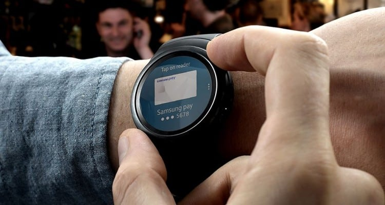 Samsung Gear S2 Smartwatch Works with iPhone Too?