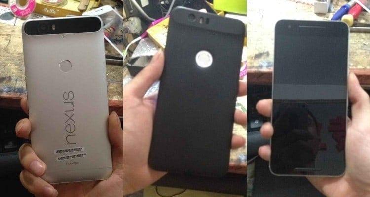 Huawei's Nexus Phablet Is Called the Nexus 6P