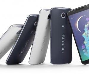 Motorola Nexus 6 Slashed to Just $350