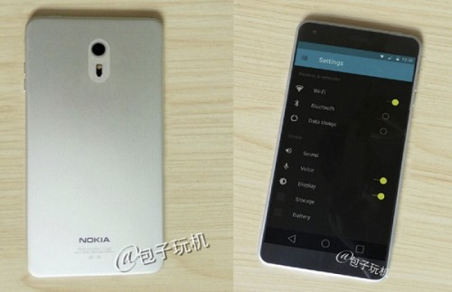 Could This Photo Be the Nokia C1?