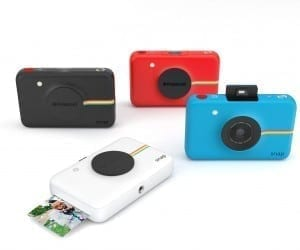 The Polaroid Snap is Available Now