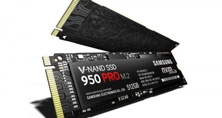 The News: Samsung SSD 950 PRO SSD Edition