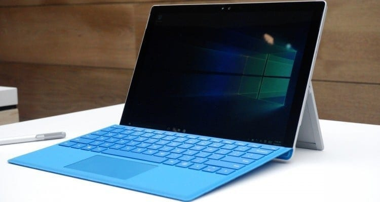 Microsoft Unveils the Surface Pro 4