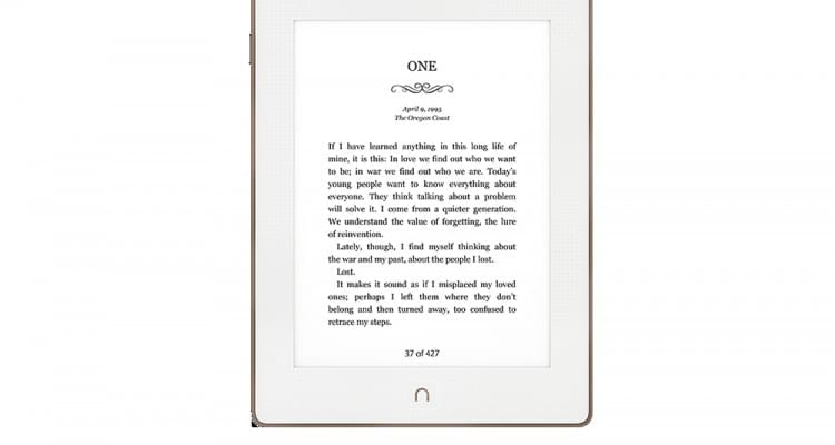 The GlowLight Plus is the First Waterproof Nook