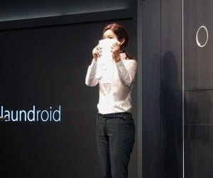 Laundroid is the Machine of My Dreams
