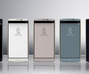 LG V10 Announced with Secondary Ticker Display, Dual Selfie Cameras