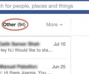 """Facebook Getting Rid of the """"Other"""" Inbox"""
