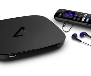 Roku 4 Only Available in the US For Now