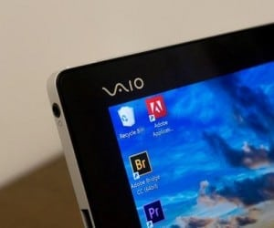 VAIO Z Canvas 2-in-1 Convertible Tablet Marks Return to America
