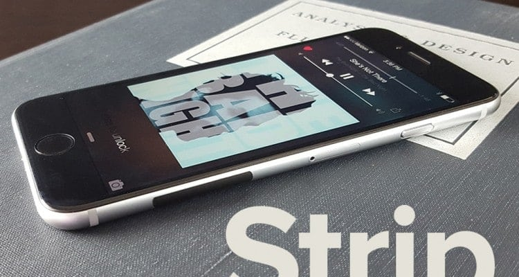 Strip Will Help Prevent You From Dropping Your Smartphone