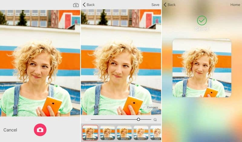 Microsoft Selfie: The iPhone App Powered by Algorithms