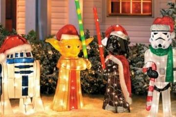 MEGATech Showcase: Geeky Christmas Decoration Extravaganza