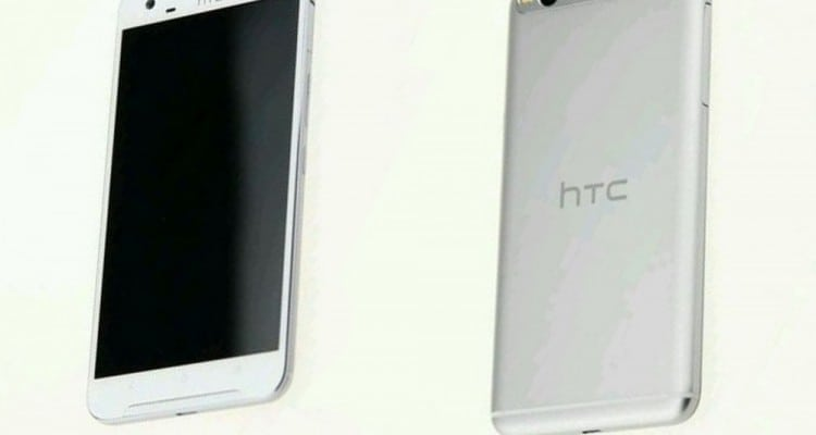 Leaked Pictures Offer First Look at HTC One X9