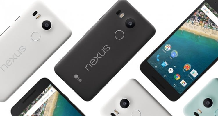 Save $50 on the New Nexus 5X from Google