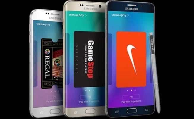 Samsung Pay Adds Gift Cards to the Mobile Payment Mix
