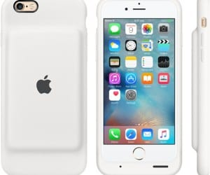 Apple's Smart Battery Case Gives the iPhone 6 25 Hours
