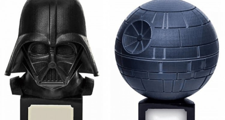 Take Fandom to the Grave With a Star Wars Urn