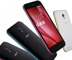ASUS Live: A Colorful Smartphone for Budget Users