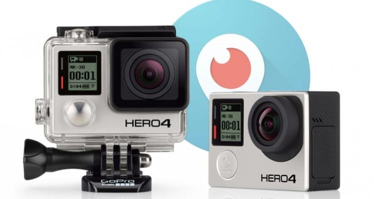 GoPro Live Streaming Now Powered by Periscope