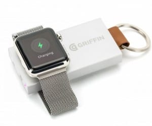 Recharge Your Apple Watch with Griffin's Keychain Power Bank