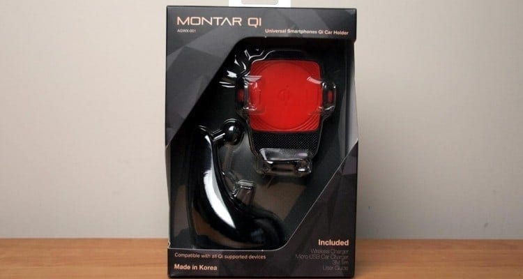 MEGATech Reviews - Montar Qi Smartphone Car Holder