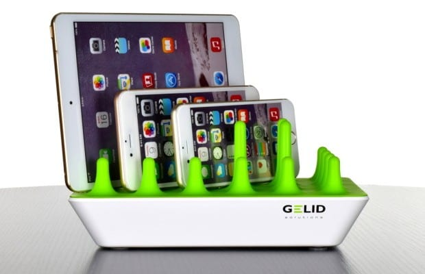 GELID Zentree Charges Your Mobile Devices in Peace