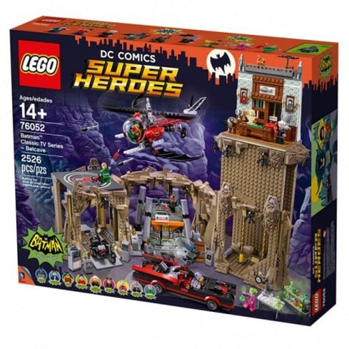 MEGATech Showcase: LEGO Madness Rides Again