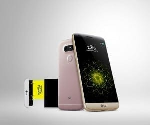 LG G5 Debuts at Mobile World Congress
