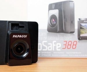 MEGATech Reviews: PAPAGO! GoSafe 388 Dashcam