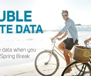 Roam Mobility Doubles the Data for Spring Break Travelers