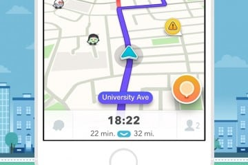 My Ride-Along with Waze: What I Learned