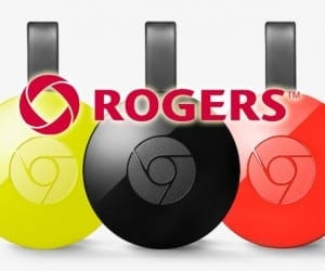 How to Get a Free Chromecast from Rogers Wireless