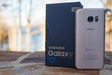 Galaxy S7's Battery Life Not As Good As Promised
