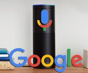 Want an Amazon Echo with Google Now?