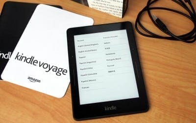 R.I.P. Amazon Kindle Voyage (2014-2018)