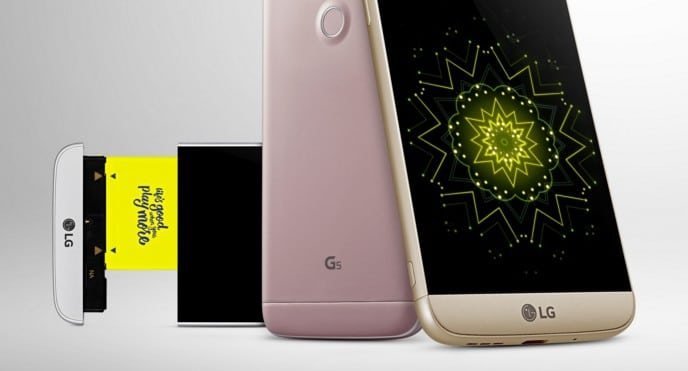 Where and When to Get the LG G5 in Canada