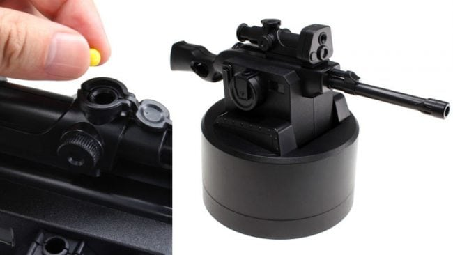 USB Sniper Rifle Takes Office Warfare to a New Level