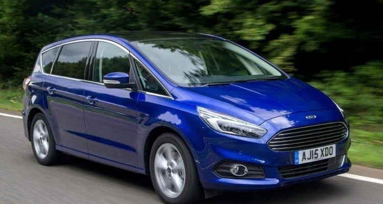 Ford's Speed Limiter Will Keep You Under the Limit