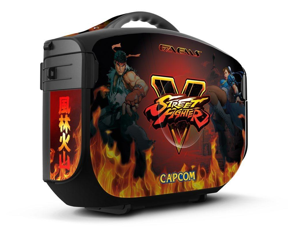 Rise Up on the Go with GAEMS Vanguard Street Fighter V Edition