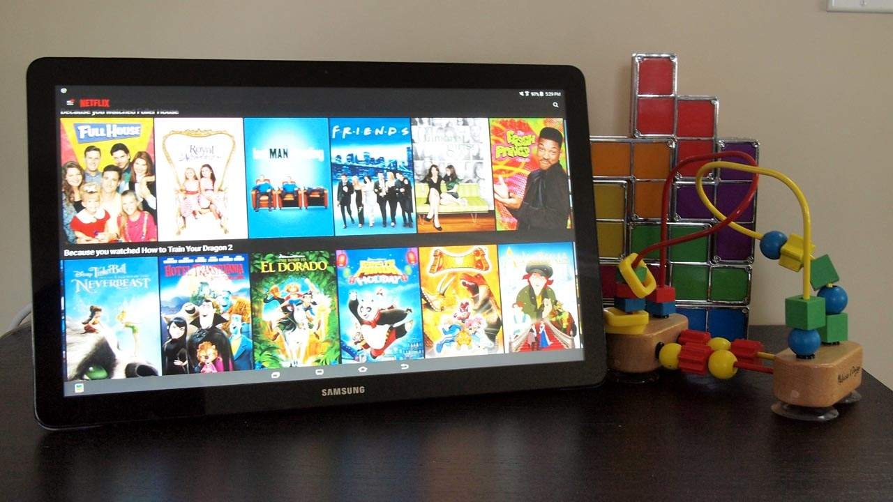 MEGATech Reviews: Samsung Galaxy View 18.4-Inch Android Tablet