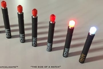Matchbox Instruments: Tiny Flashlights for Any Emergency