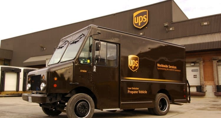 UPS Now Lets You Track Packages in Real Time