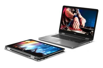 Dell Inspiron 7000: The World's First 17-Inch 2-in-1 Laptop