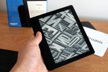Previous Gen Kindle Oasis on Sale for Half Price