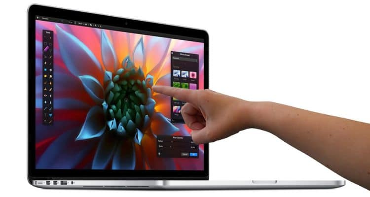 2016 MacBook Pro Getting OLED Touchscreen (But Not How You Think)