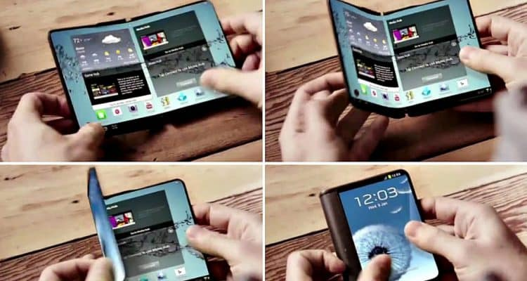 Will Samsung Release a Foldable Smartphone in 2018?