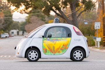 Google Self-Driving Cars Learning to Honk Too