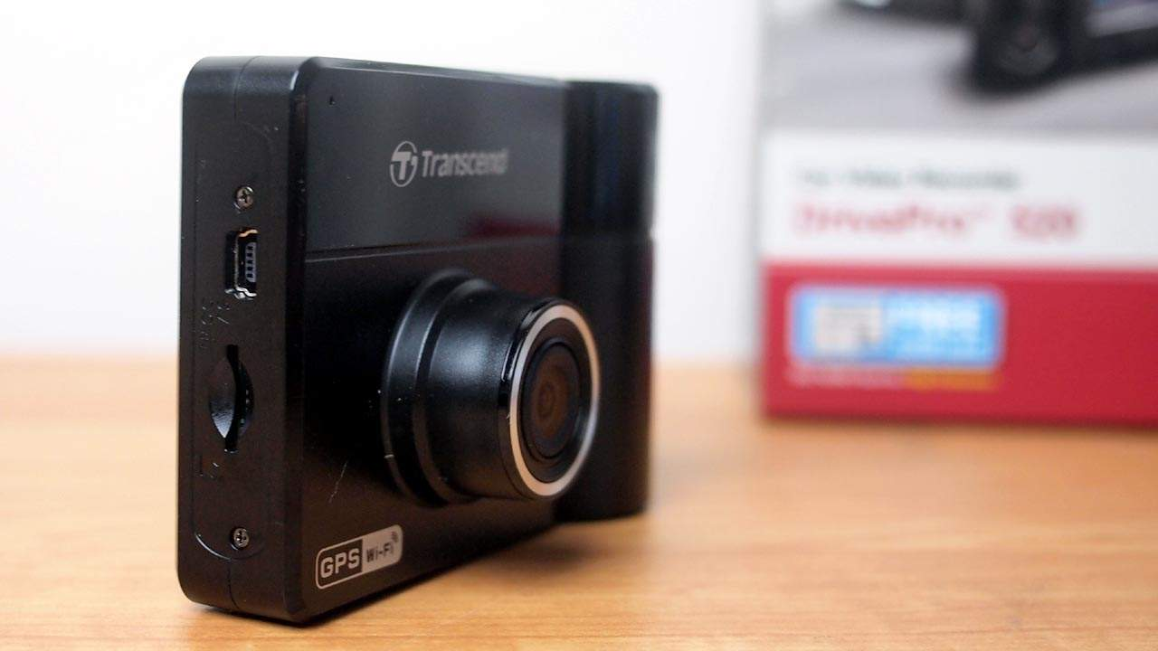 MEGATech Reviews: Transcend DrivePro 520 Car Video Recorder