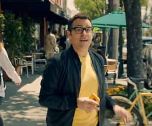 Former Face of Verizon Becomes Newest Sprint Pitchman